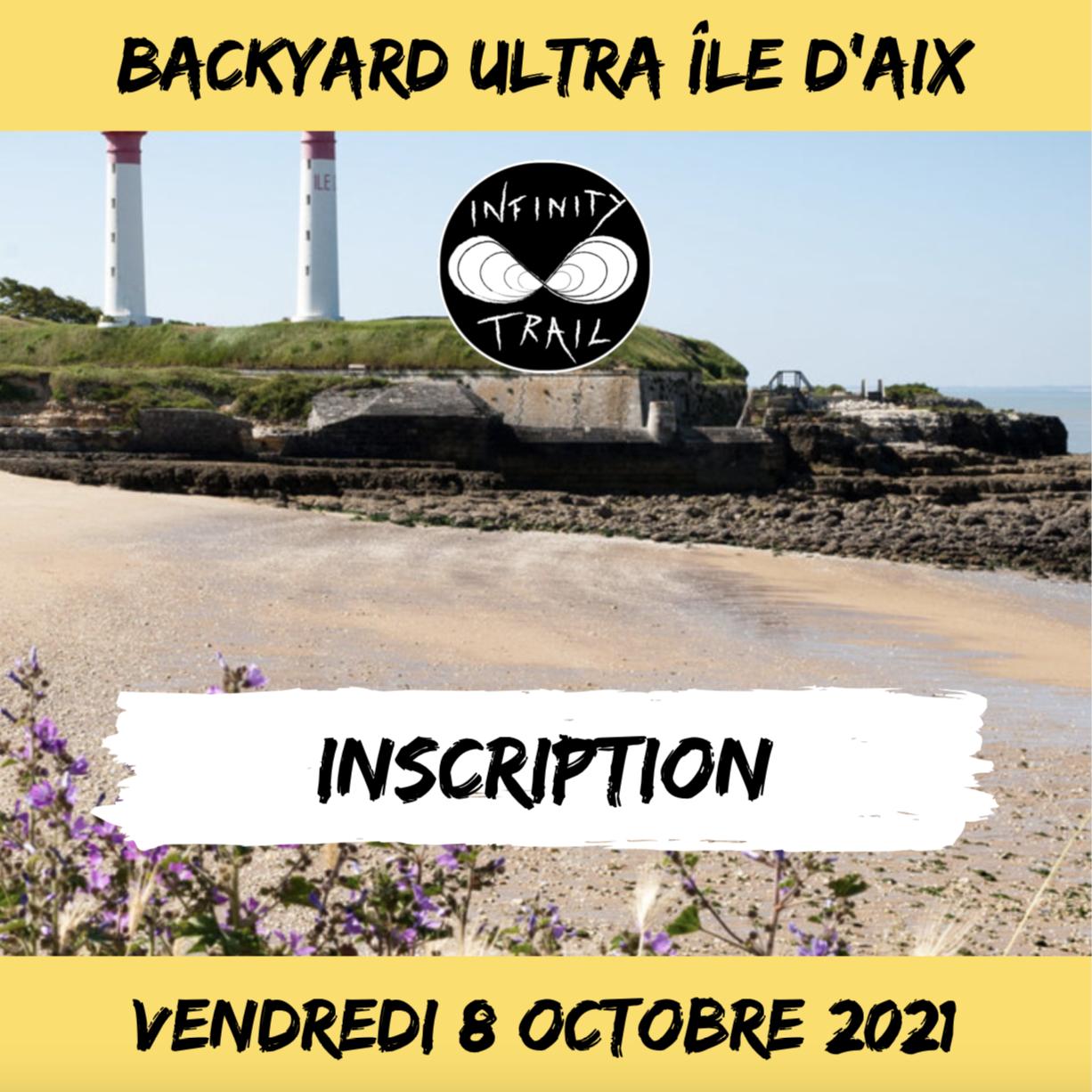 backyard ultra Ile d'Aix